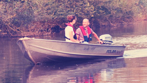 self drive boat hire on the river severn